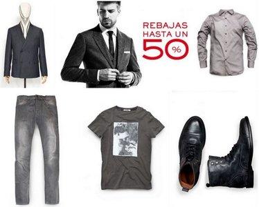 Renueva tu armario en las Rebajas de Invierno 2012. Especial low cost (III)