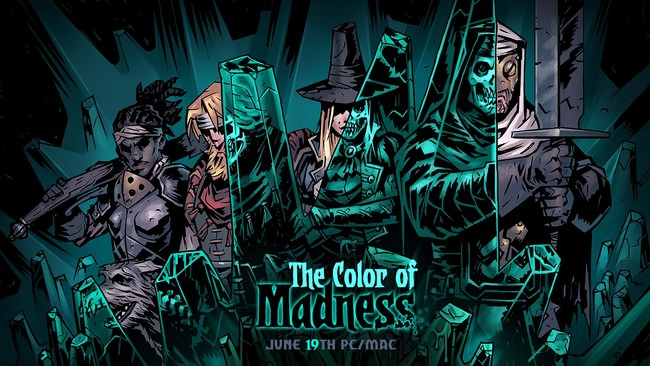 Darkest Dungeon The Color Of Madness Dlc