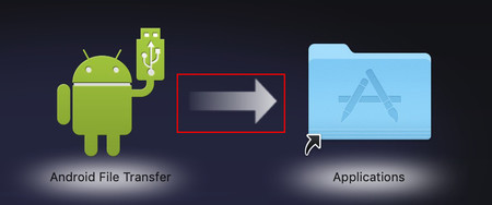 Instalar Android File Transfer
