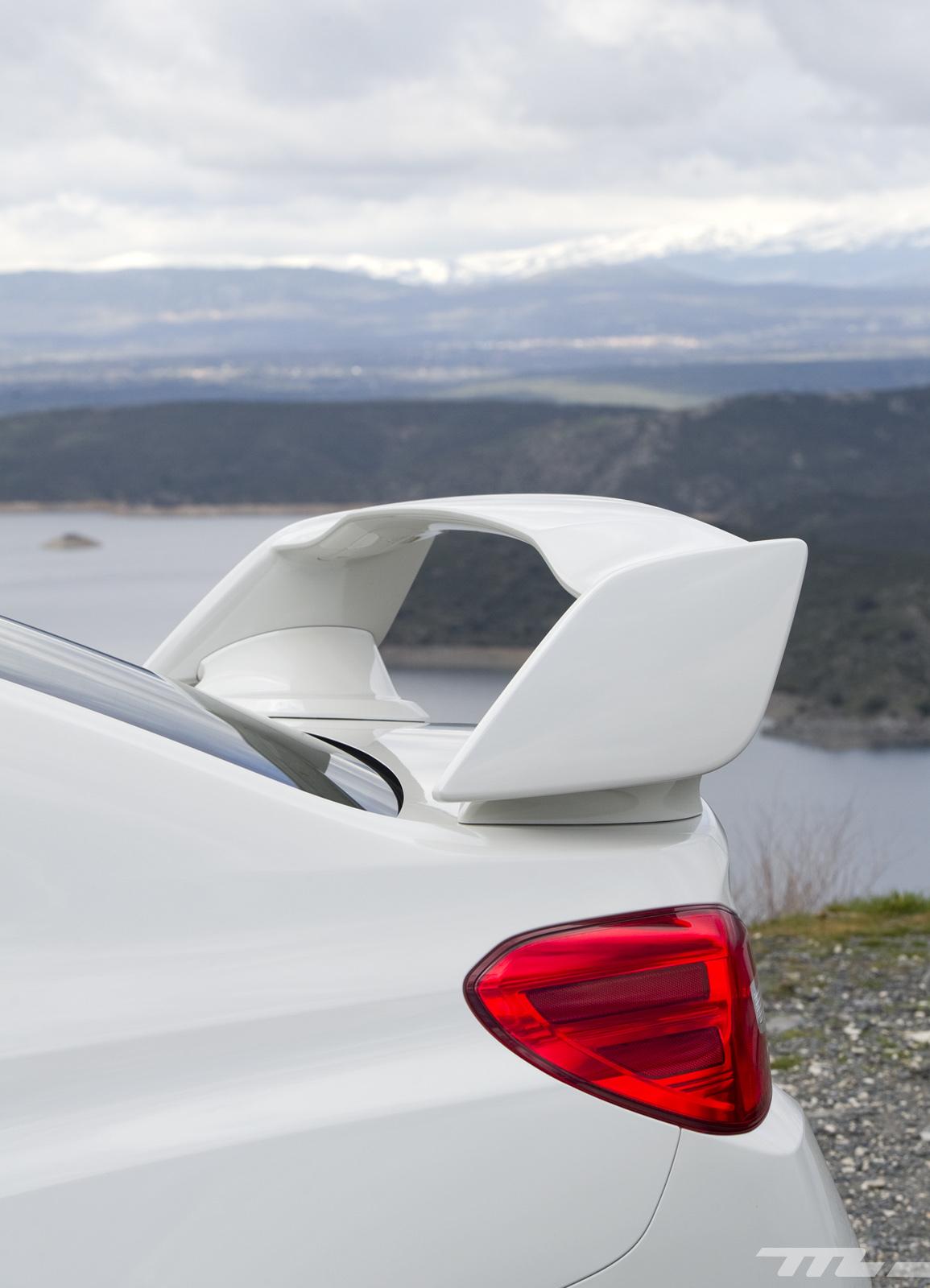 Foto de Subaru WRX STi, prueba (11/28)