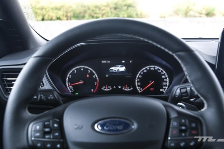 Ford Focus St 2019 Prueba 003