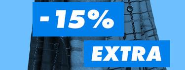 En ASOS tenemos un 15% extra en las rebajas con este código por tiempo limitado