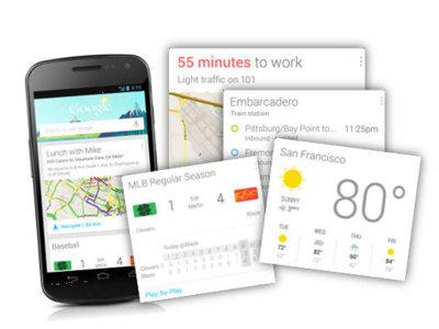 ¿Qué le añadiríais a Google Now para que fuese un mejor asistente? Xataka Android Pregunta