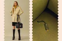 Estella Boersma protagoniza la campaña Pre-Fall 2015 de Miu Miu