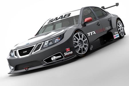 Saab 9.3 TTA