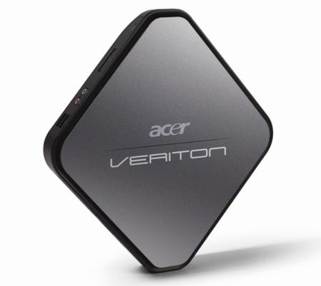 Acer Veriton N260G, compacto sobremesa de oficina