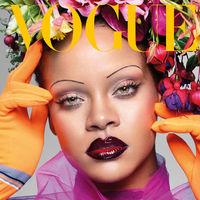 Rihanna (y Vogue UK) han aterrorizado a todo el mundo beauty con sus últimas portadas