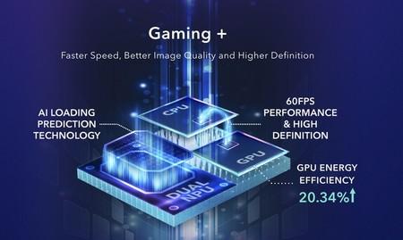 Gaming+, el nuevo booster gráfico de Honor que mejora el rendimiento y garantiza más horas de juego