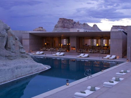 Amangiri Resort Canyon Point Utah 20
