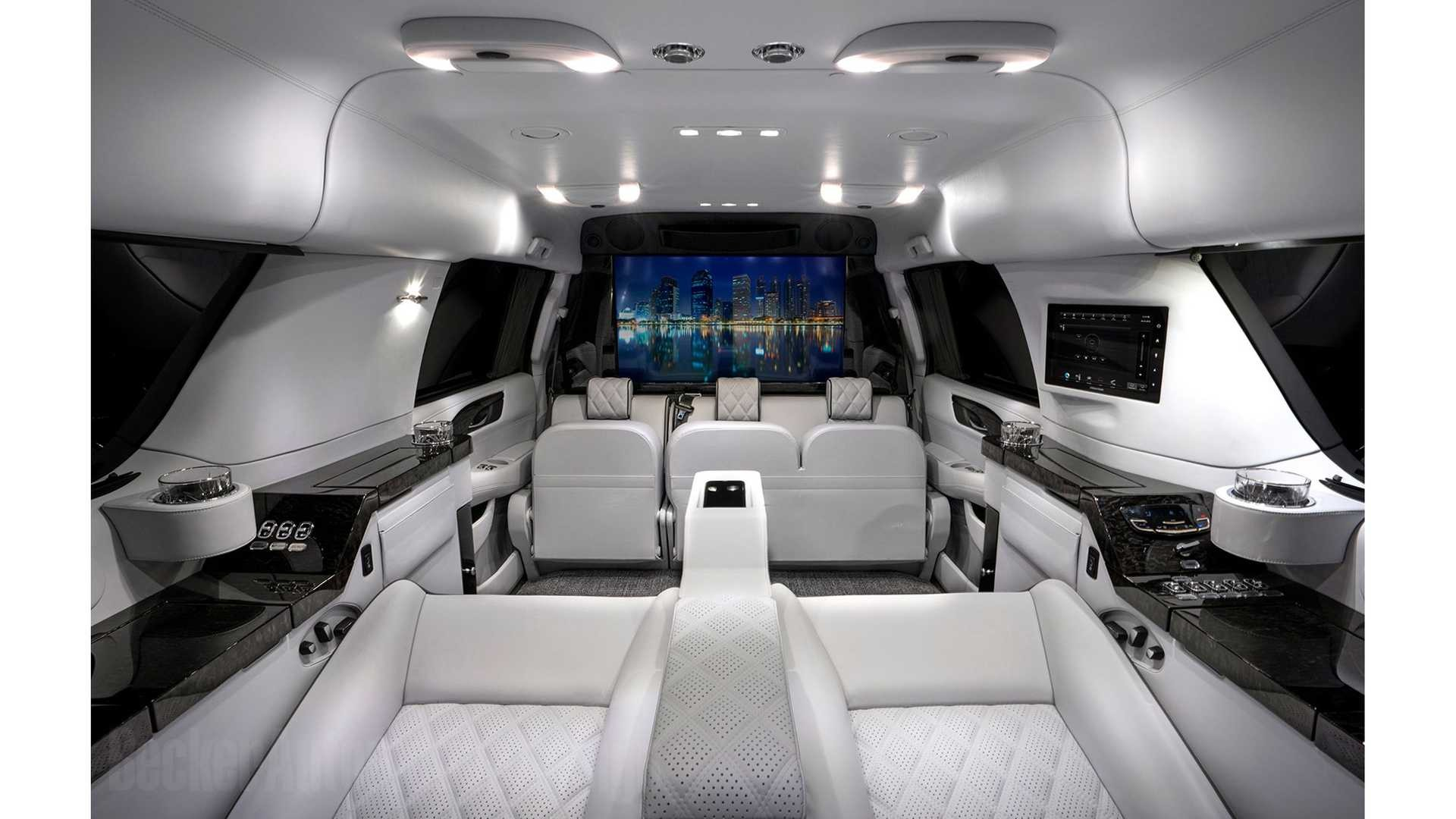 Foto de Cadillac Escalade ESV de Sylvester Stallone (4/23)