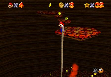 Super Mario 64 Mundo7 Estrella6 02