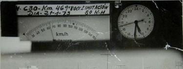 Cómo funciona la estafa de la multa de radar de la DGT