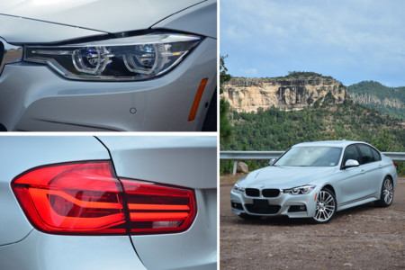Bmw 340i 2016 Collage