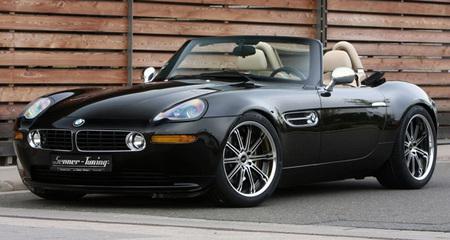 BMW Z8 por Senner Tuning