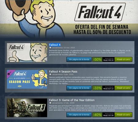 Fallout Ofertas