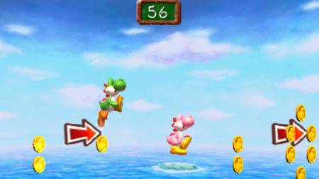 Multiplayer de Yoshi's New Island no incluye a Baby Mario‏