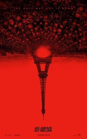 'As Above, So Below', tráiler y cartel