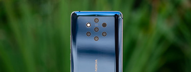 Nokia 9 PureView, análisis: todo lo que dan de sí cinco cámaras traseras