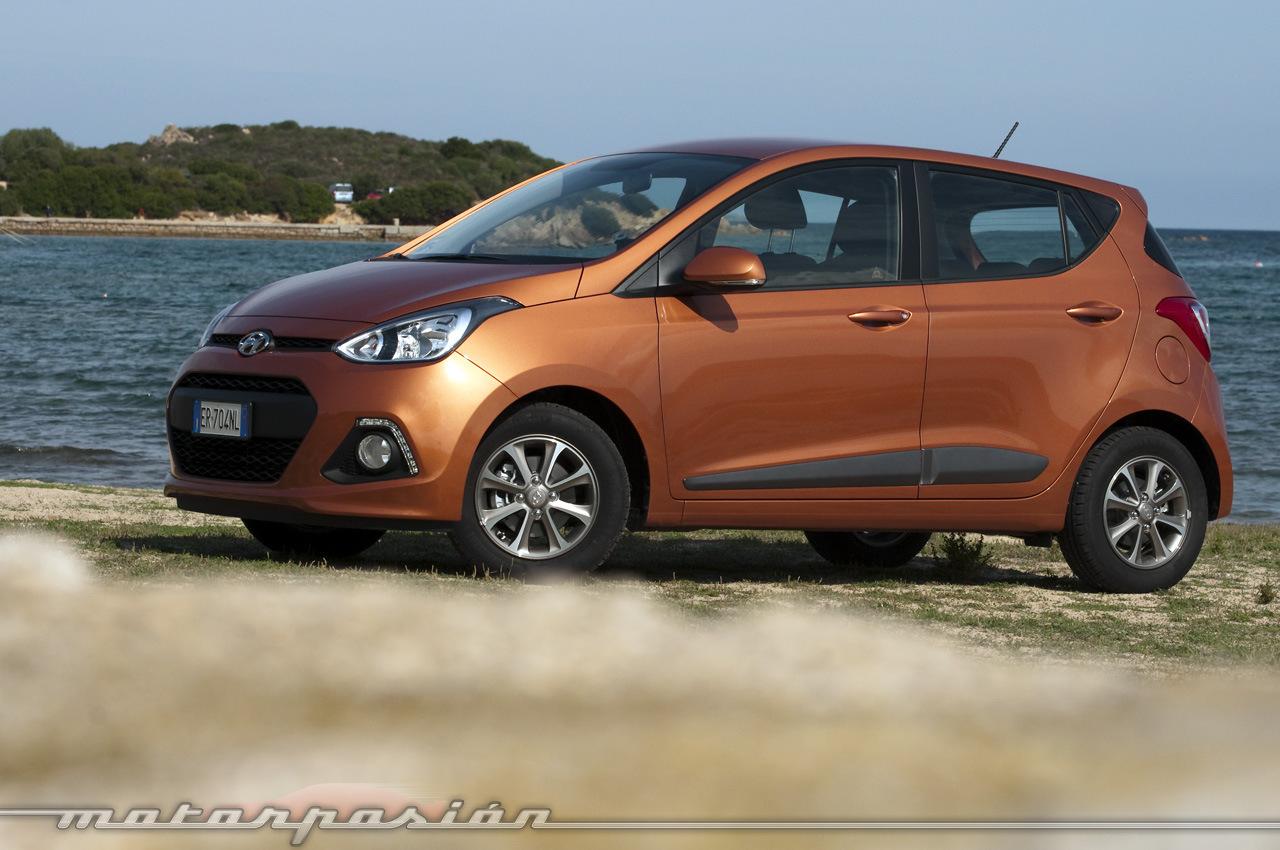 Foto de Hyundai i10 2013 (presentación) (1/28)