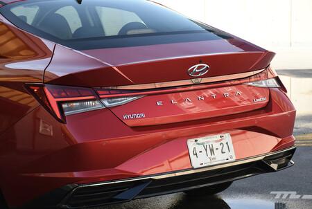 Hyundai Elantra 2022 Opiniones Prueba Mexico 8