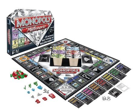 Monopoly Millonario La Version Actualizada Del Clasico Monopoly