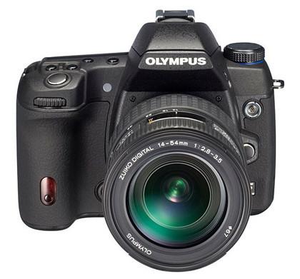Prototipo de Olympus para una nueva réflex de gama media