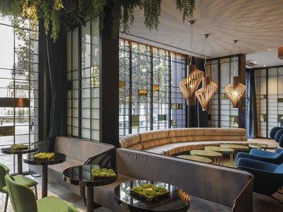 Marquis Issabel's, un hotel icónico y cosmopolita en el corazón de Granada