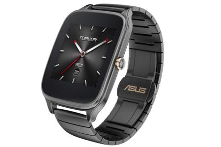 ASUS también trae sus smartwatches a México, el ZenWatch 2 es el primero