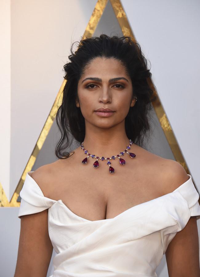 Oscars 2018 Camila Alves