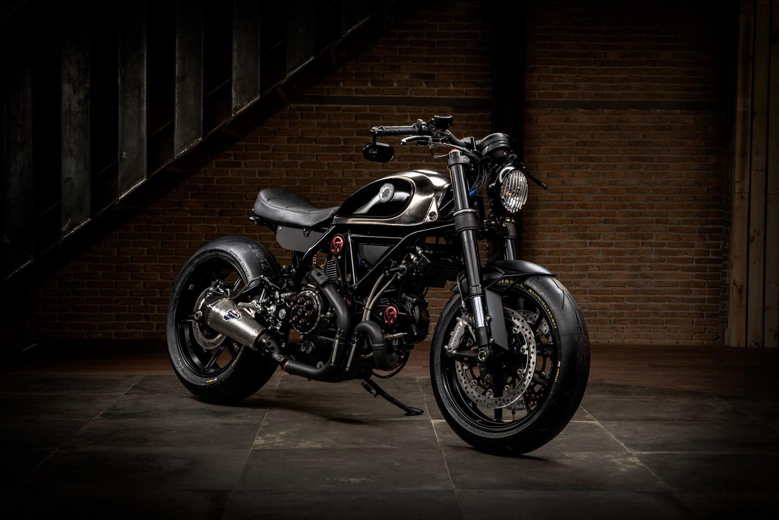 Foto de Ducati Custom Rumble (5/5)