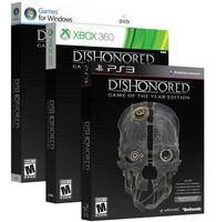 Ya tenemos fecha para la edición GOTY de 'Dishonored'