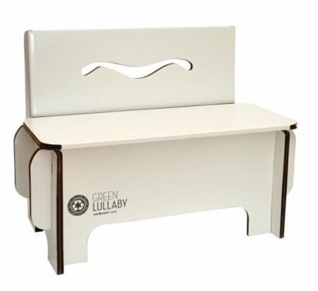 Juguetes y mobiliario de cartón ecológico para que tus hijos despierten su creatividad