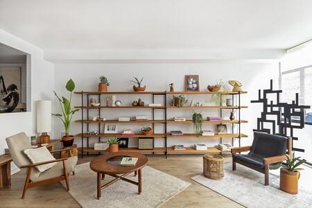 Puertas abiertas: un loft en Barcelona repleto de diseño y de piezas vintage