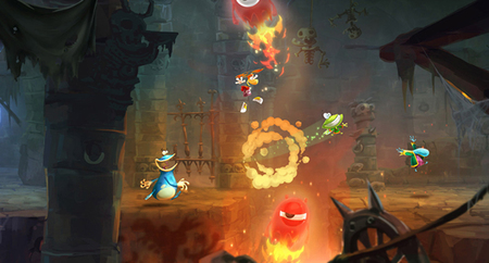 'Rayman Legends' fija su fecha española para el 29 de agosto