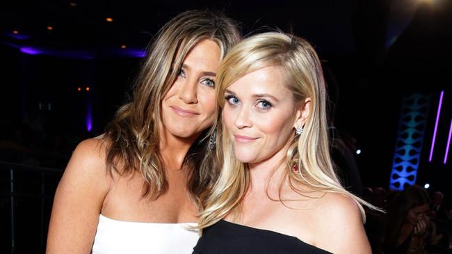 Reese Witherspoon y Jennifer Aniston serán las protagonistas de la segunda serie producida por Apple
