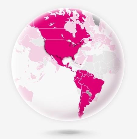T-Mobile te dejará tener datos cuando viajas sin coste extra a tu plan