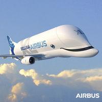 Una ballena voladora: así fue el primer vuelo del Airbus BelugaXL, uno de los aviones más grandes del planeta