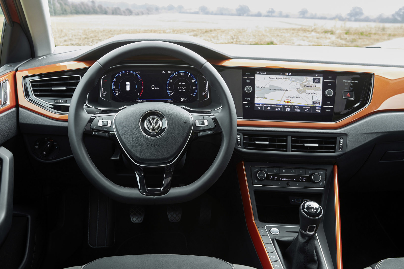 Foto de Volkswagen Polo 2018, toma de contacto (45/59)
