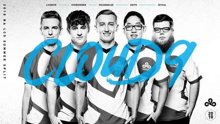 League of Legends: Cloud 9 realiza tres cambios en su equipo para el debut en la LCS NA