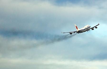 Airplane Carbon Tax