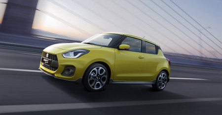Suzuki Swift Sport 2018 30