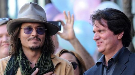 Johnny Depp protagoniza el remake de 'La cena de los acusados' ('The Thin Man')