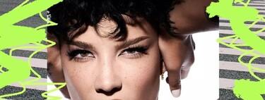 La cantante Halsey también quiere arrasar en el mundo beauty y lanza su propia línea de maquillaje