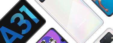 El nuevo Samsung Galaxy A31 llega a España y hoy puedes conseguirlo con un descuentazo de 70 euros en AliExpress Plaza
