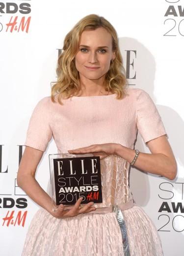 Pero qué monas se nos ponen las celebrities en los Elle Style Awards