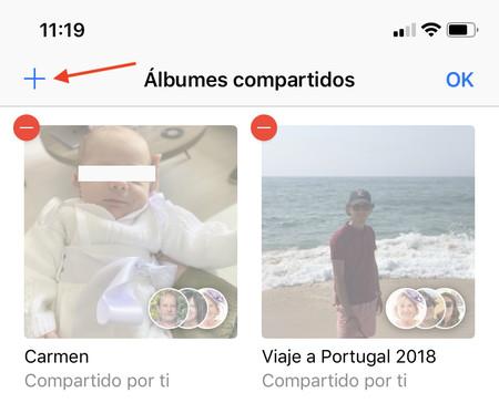 Albumes Compartidos IcloudAlbumes Compartidos Icloud