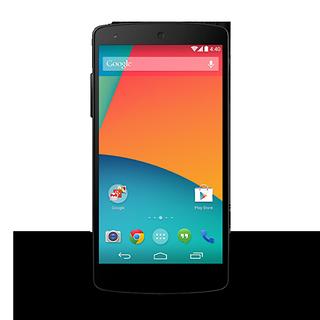 Pantalla Nexus 5
