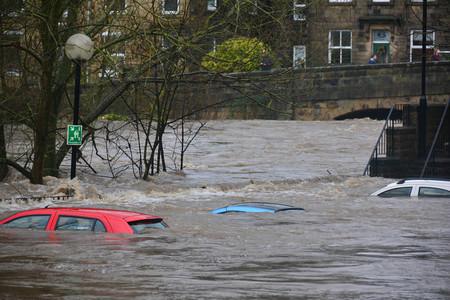 Inundaciones. (foto Chris Gallagher)