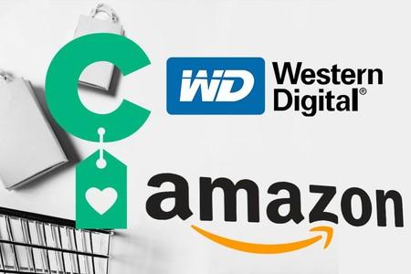 Ofertas de la semana en almacenamiento Western Digital en Amazon: 9 discos duros con los que cubrir todo tipo de necesidades