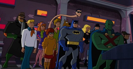 Scooby Doo Y El Intrepido Batman